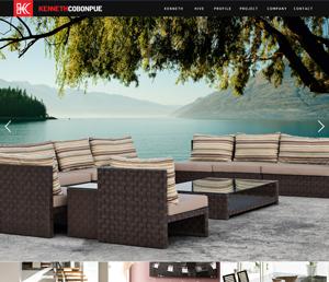 デザイナーズ家具「ケネス・コボンプエ」様